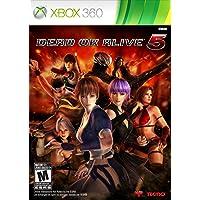 Tecmo Koei Dead Or Alive 5, Xbox360 - Juego (Xbox360) - Xbox 360