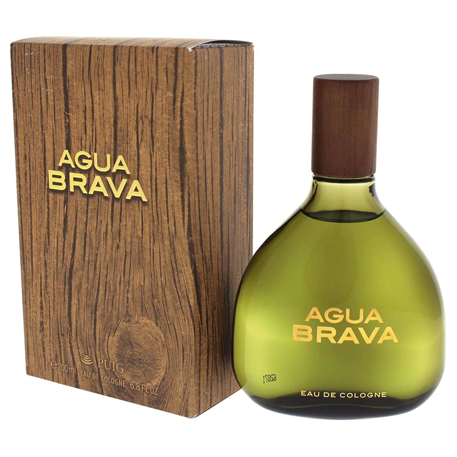 Puig Agua Brava agua de colonia 200 ml: Amazon.es