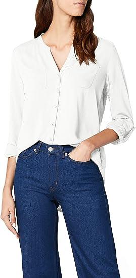 TALLA 38. Only Onlfirst LS Pocket Shirt Noos Wvn Blusa para Mujer