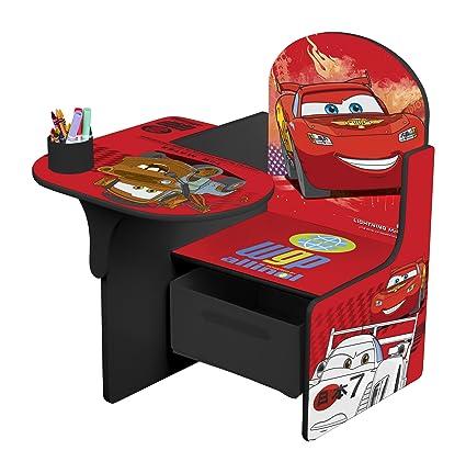 Brilliant Disney Cars Chair Desk With Storage Bin Uwap Interior Chair Design Uwaporg