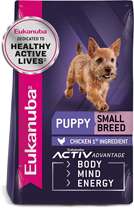 Top 9 Eukanuba Puppy Food For Small Breed