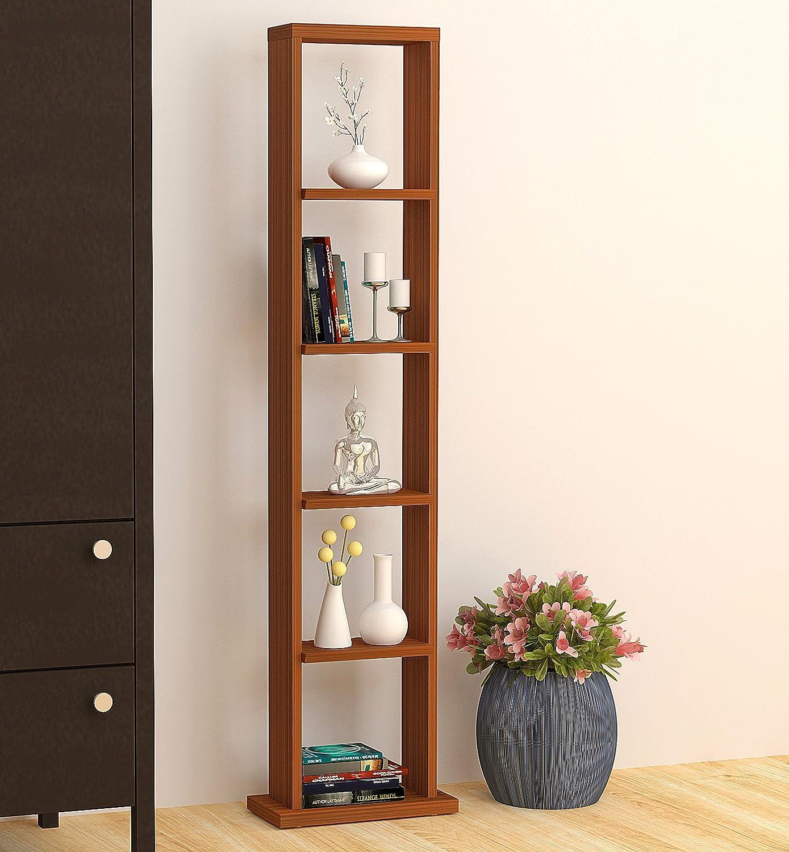 Bluewud Walten Bookshelf (Walnut)