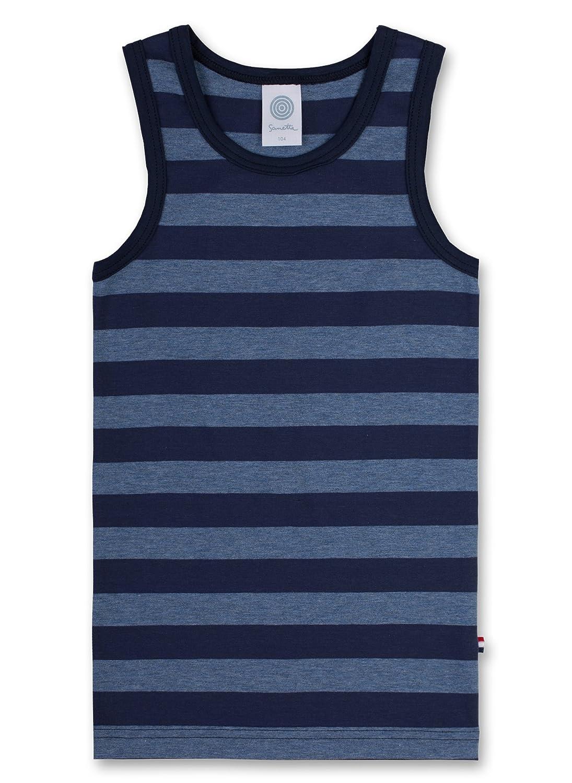 Sanetta Boy's Vest Sanetta Boy' s 333742 Vest Blue (Neptun 50226) 4 Years