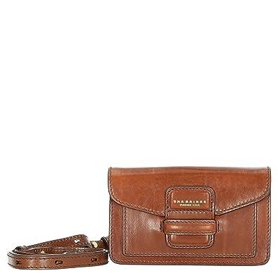 achten Sie auf Preis auf Füßen Aufnahmen von The Bridge Cortona Damen Umhängetasche 19 cm marrone: Amazon ...