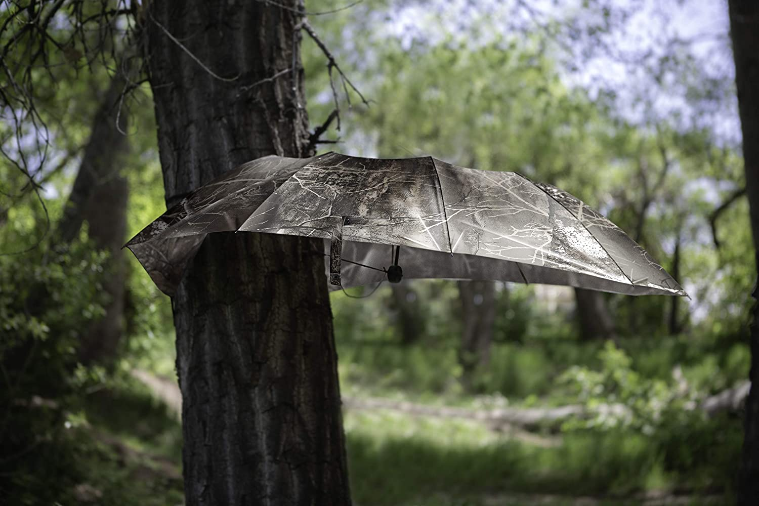 Instant Roof Tree­stand Umbrella