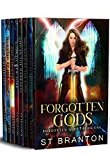Forgotten Gods Omnibus (Books 1-8): Forgotten Gods, Goddess Scorned, Hounded by the Gods, God in the Darkness, Gods of New York, God Country, Haunted by the Gods, Gods Remembered Kindle Edition