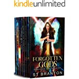 Forgotten Gods Omnibus (Books 1-8): Forgotten Gods, Goddess Scorned, Hounded by the Gods, God in the Darkness, Gods of New Yo