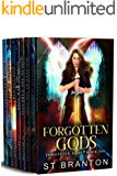 Forgotten Gods Omnibus (Books 1-8): Forgotten Gods, Goddess Scorned, Hounded by the Gods, God in the Darkness, Gods of…