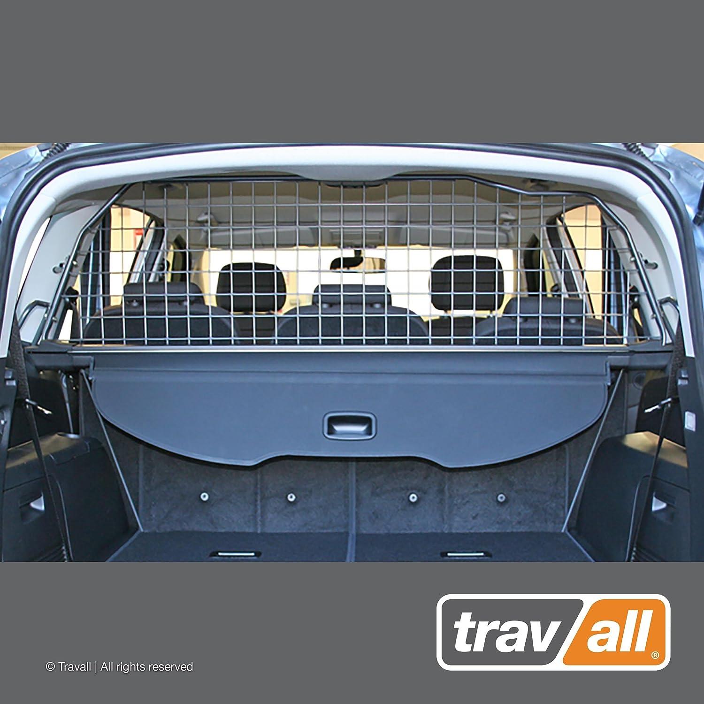 Travall Guard Hundegitter Tdg1298 Maßgeschneidertes Trenngitter In Original Qualität Auto