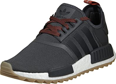 adidas NMD R1 Trail W Schuhe black/chili: Amazon.de: Schuhe ...