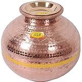 SHIV SHAKTI ARTS Water Pot, 7L (Brown)