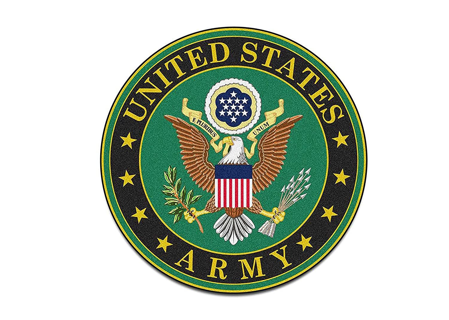 US Army Sticker United States Military Emblem Auto Car Decal Window Bumper Sticker 5