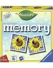 "Ravensburger 26633 3 ""Nature"" Memory Game"