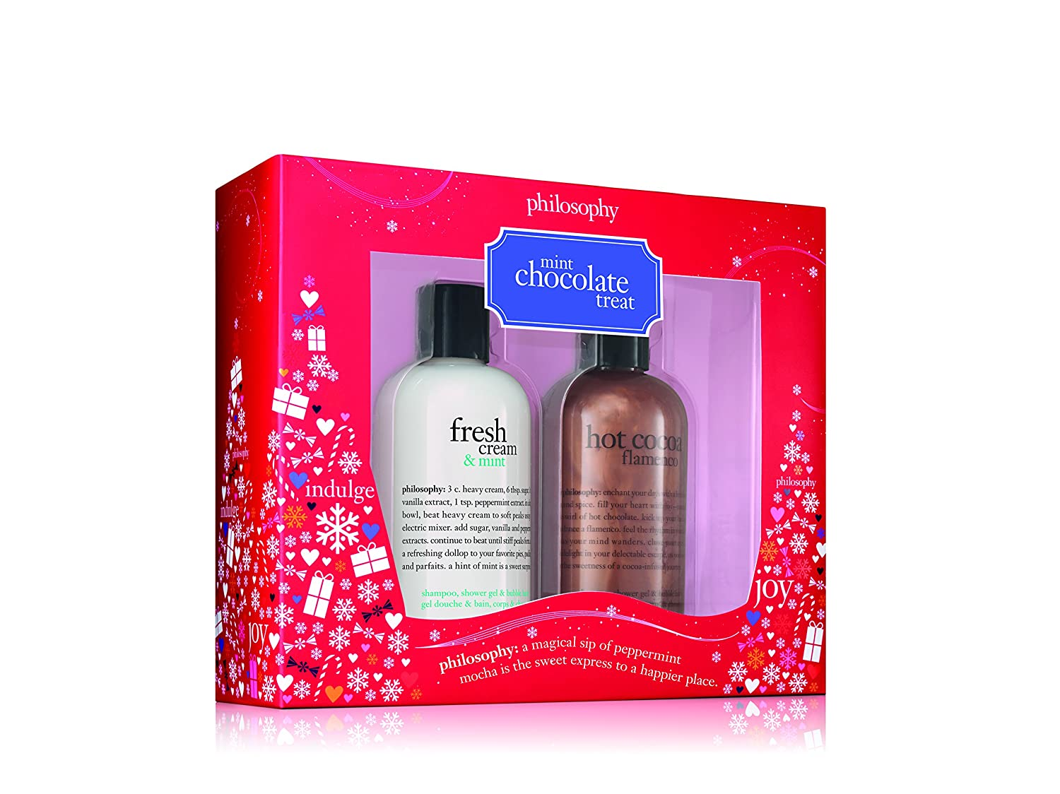 Philosophy - Mint Chocolate Treat Gift Set B074WB9PP5