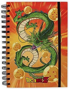 ABYstyle – Dragon Ball – Cuaderno - Shenron: Amazon.es ...