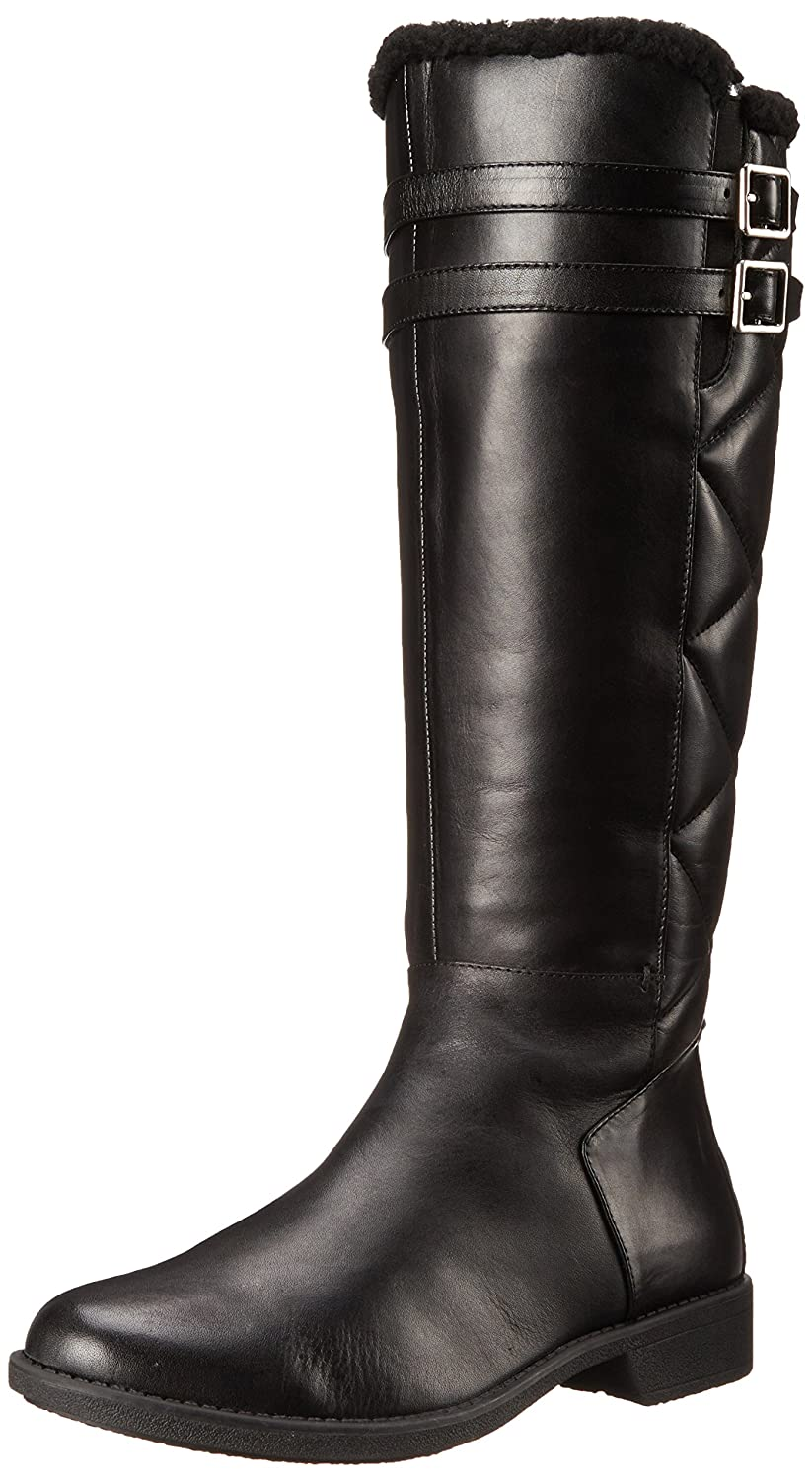 Taryn Rose Women's Arnie Rain Boot Taryn Rose Women's Arnie Black 6.5 M US
