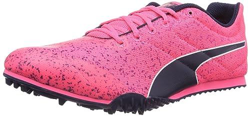 Puma TFX Star v3 Scarpe da corsa uomo Rosa Pink 03 fluo pink peacoat white