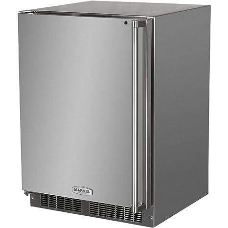 Amazon.com: AGA Marvel MO24RAS1LS Outdoor Refrigerator with Lock ...