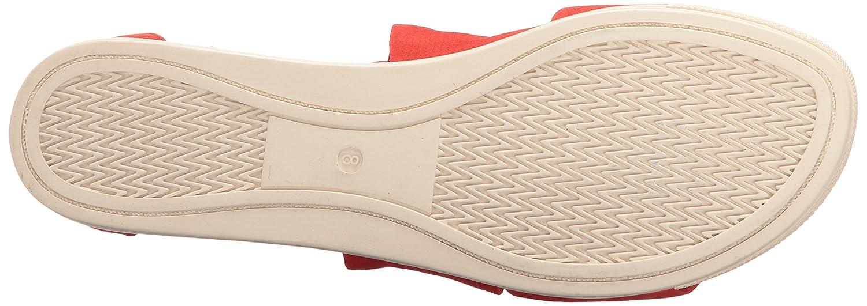 Eileen Fisher Women's Sport-Nu Flat US|Persimmon Sandal B01HPTCT0C 8 M US|Persimmon Flat a676f3