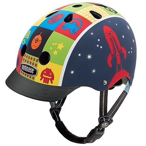 nutcase bambini  Nutcase - Little Nutty, Casco da bici per bambini, Space Cadet Matte ...