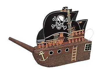 Pirata66269 Party Barco Unique Piñata dWCBerxo