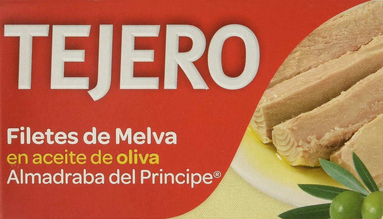 Tejero, Filetes de Melva en aceite de oliva - 5 latas