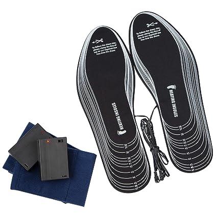 Ultrasport - Set de plantillas térmicas, talla 36 - 48