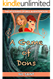 A Game of Dons (The Mysteries of Bell & Whitehouse Book 10)