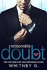 Reasonable Doubt 2 Kindle Edition