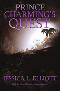 Prince Charming's Quest (Charming Academy Book 6)