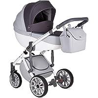 Cochecito Combi coche deportivo ANEX Baby Sport SP15 Gray Cloud