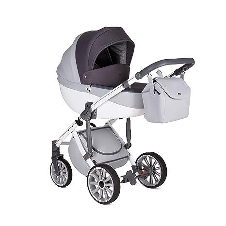 Cochecito Combi coche deportivo ANEX Baby Sport SP15 Gray Cloud gris SP15 gray cloud Talla: