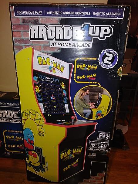 Pacman Pac Man Arcade 1up New Arcade1UP 48