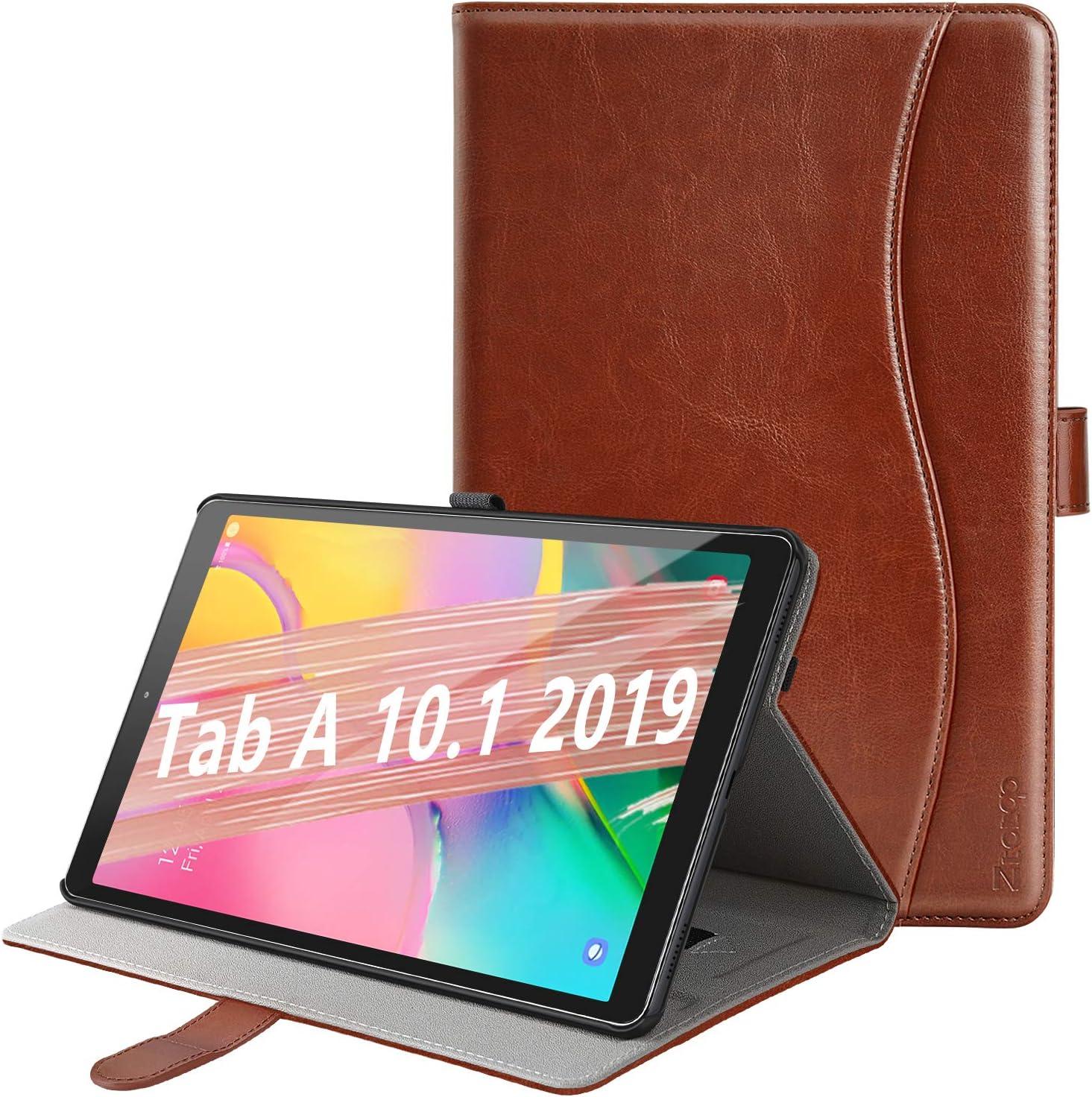 ZtotopCase Funda para Samsung Galaxy Tab A 10.1 2019, Cuero ...