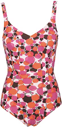 Onades by Red Point Beachwear, Femme, Maillot 1 pièce, Control mousse, Pula