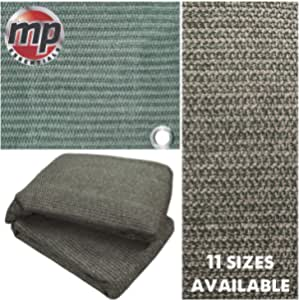 MP Essentials Alfombra y cubierta tejida Supreme para tienda de campa/ña antipudrici/ón y resistente a la intemperie color azul y gris