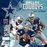 "Amazon Price History for:Turner Licensing Sport 2017 Dallas Cowboys Team Wall Calendar, 12""X12"" (17998011907)"