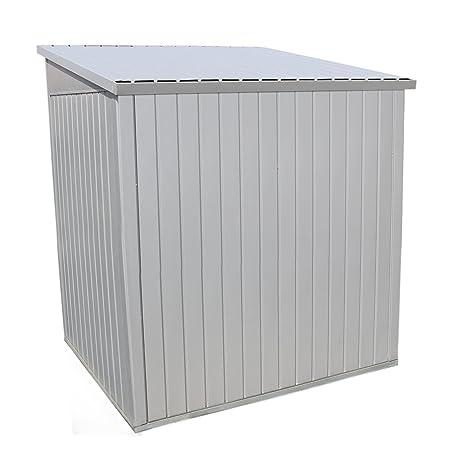 Amazon.com : Duramax Building Products 6 ft. x 5 ft. Palladium Premier Metal Shed : Garden & Outdoor