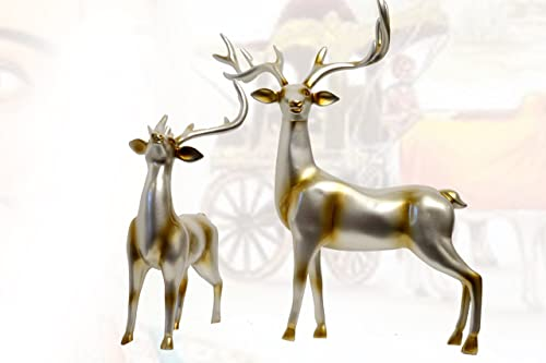 My Aashis Reindeer- Silver -Right Holiday Decoration