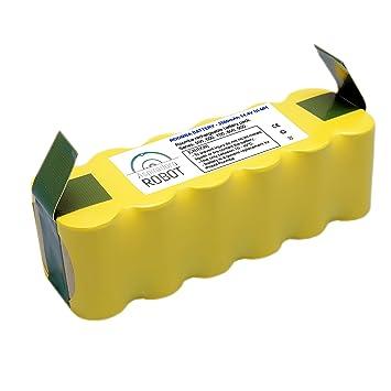 ASP ROBOT Batería EXTRA 3500mah 14.4V para Roomba 775 Serie ...