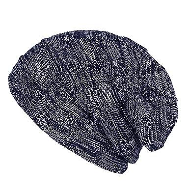 SWEDREAM Sombrero de Invierno Gorros de Punto Gorras para Mujeres y Hombres Sombreros de Suave Invierno