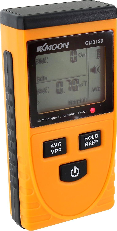 Digital EMF Meter xUmp.com