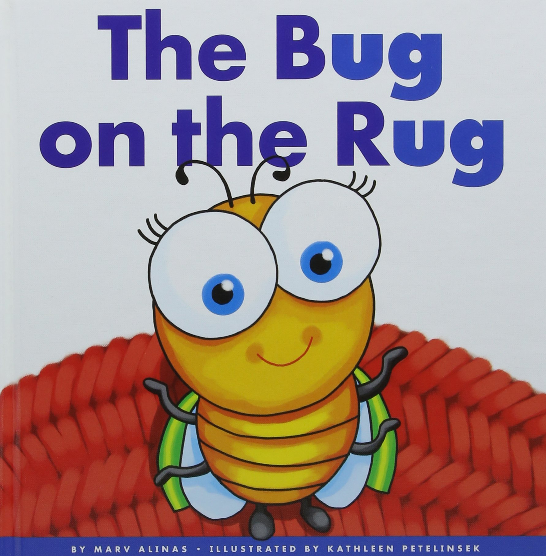The Bug on the Rug (Rhyming Word Families)