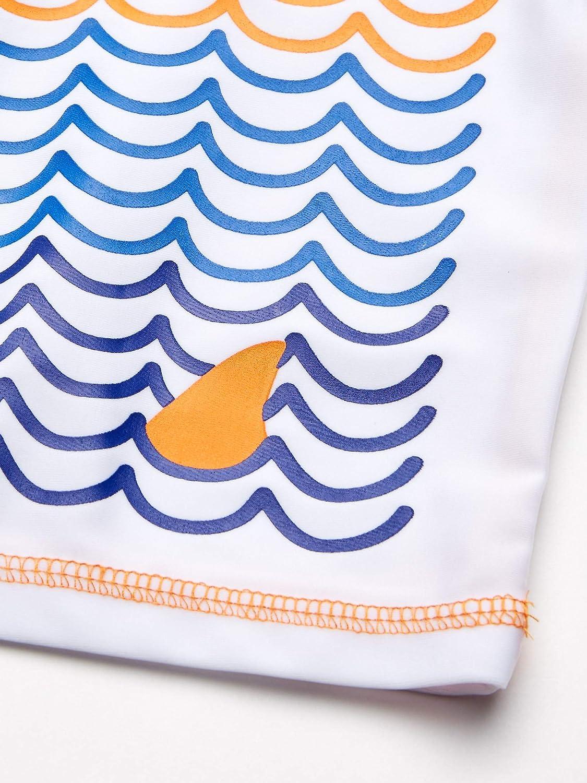 Swimsuit Two Peice Set Free Style Revolution Toddler Boys Chillin Rashguard