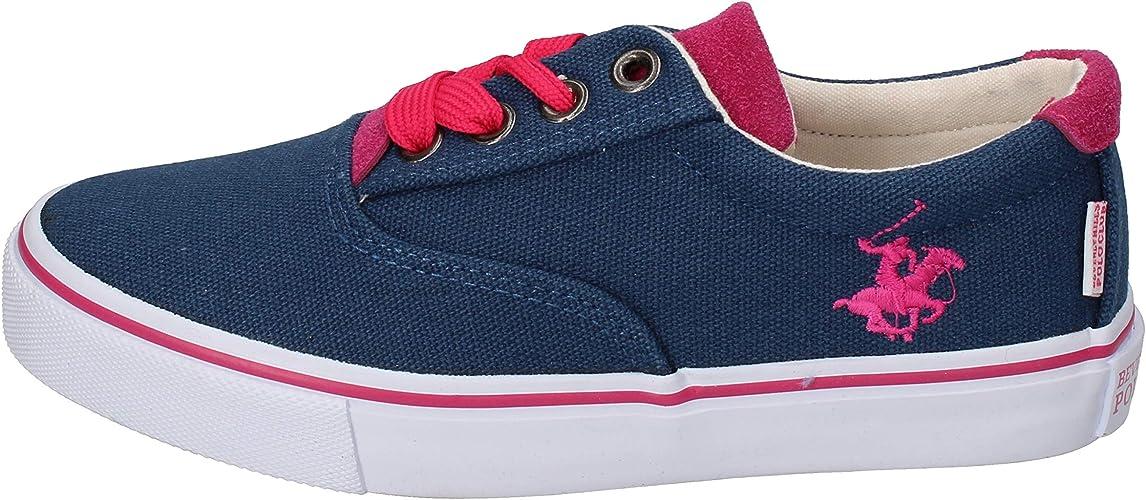 Beverly Hills Polo Club Niñas Zapatillas de Gimnasia Azul Size: 32 ...