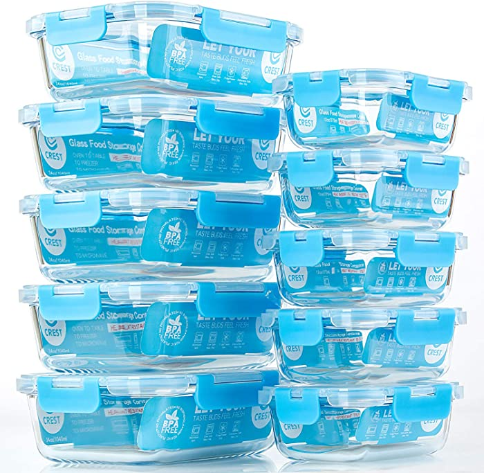 The Best 12Oz Rectangle Food Storage Container