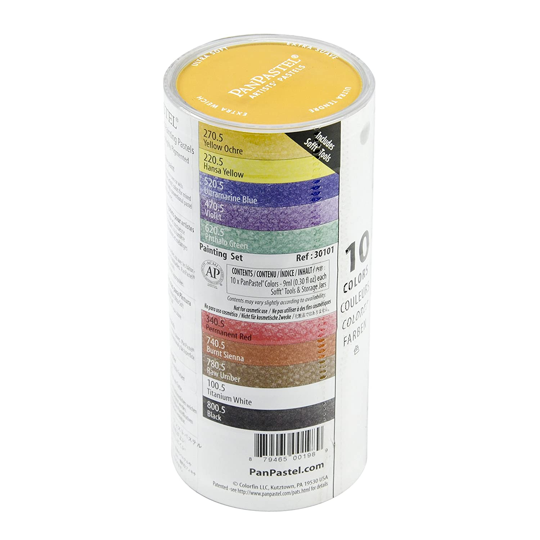 PanPastel PPSTL10-30101 (10 colores)