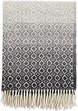 Klippan 100%ラムウール ストール/ブランケット Havanna シリーズ 130×200cm (2018年秋冬) [並行輸入品]