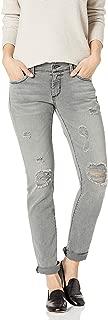 product image for James Jeans Women's Neo Beau Girlfriend Jean in Smoke