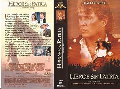 HEROES SIN PATRIA (ESPAÑA) VHS: TOM BERENGER, LANCE HOOL: Amazon.es: Amazon.es